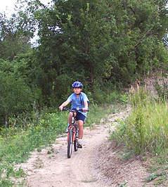 riding-a-bike